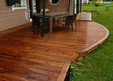 Comment poser sa terrasse bois ?